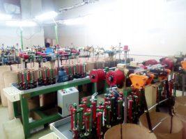 ООО «Крафт», производство шнурков